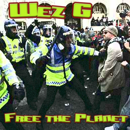 DJ Set 45 Free The Planet