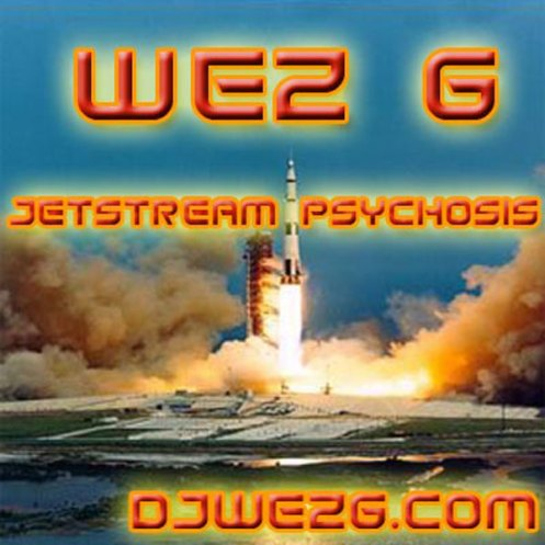 DJ Set 25 Jetstream Psychosis