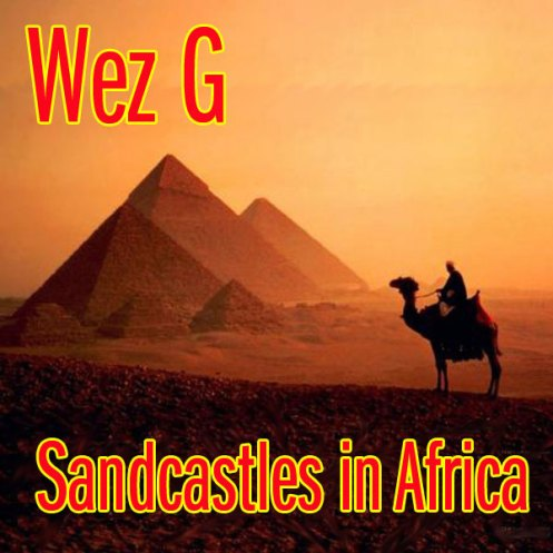 DJ Set 08 Sandcastles In Africa