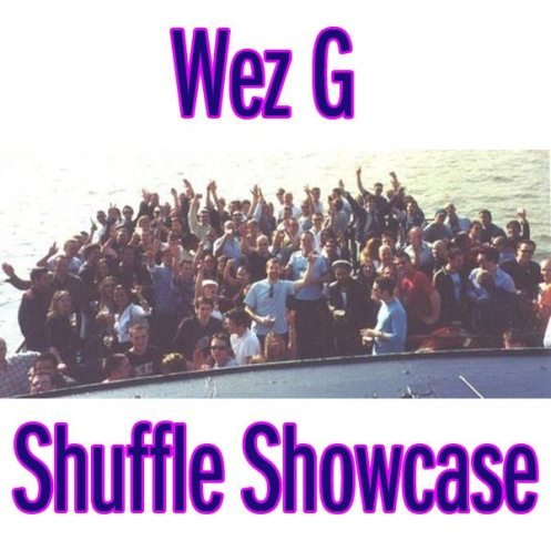 DJ Set 03 Shuffle Showcase