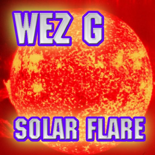 DJ Set 40 Solar Flare