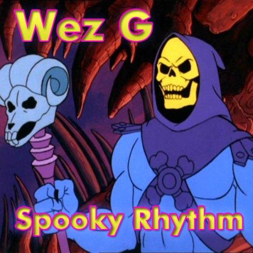 DJ Set 42 Spooky Rhythm