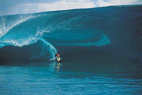 Teahupo'o (Tahiti)… pronounced 'cho-pu', ..